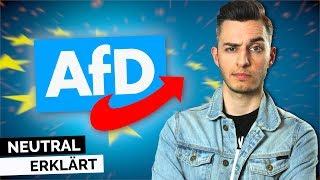 AfD Europawahlprogramm neutral erklärt