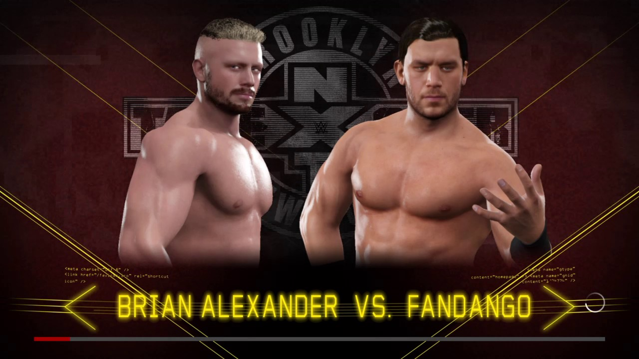 Download WWE 2K17 My Career: NXT Takeover Brooklyn