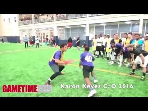 Karon Keyes BOOM Football Highlights