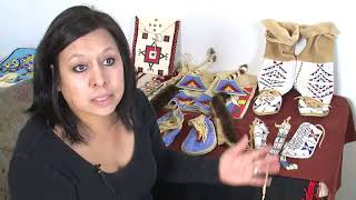 Northern Arapaho Beadwork
