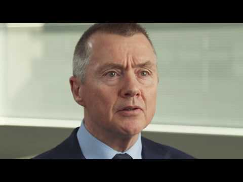 Willie Walsh, IAG Chief Executive, speaks about IAG