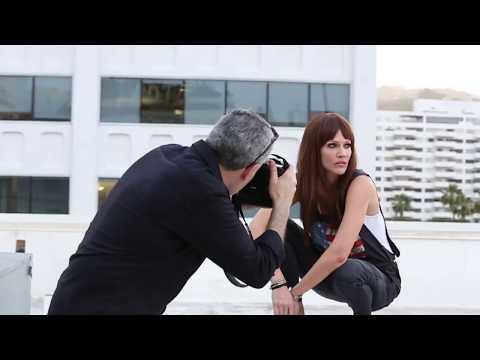 Dennys Ilic  Tricia Helfer Talk Modeling, Acting  Magazine Covers  Exposure