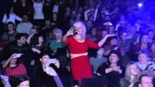 Вологжаночки - группа Сборная Союза. Десять юбилейных концертов с 1 по 10 февраля 2015г.