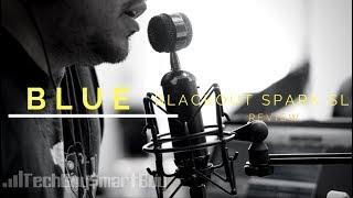 Blue Blackout Spark SL Review