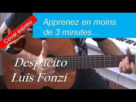 Despacito Luis Fonsi Cover Guitare Partition Gratuite