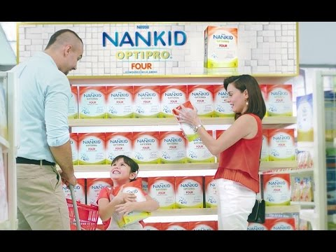 Kendra, Cheska and Doug discover the new NANKID
