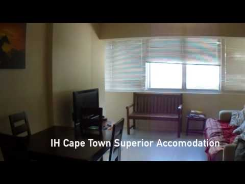 Student Accommodation from International House Cape Town, South Africa
