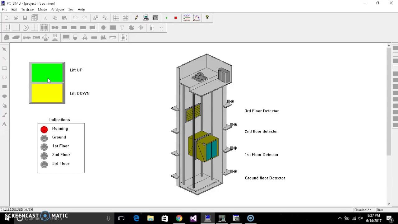 Plc ladder logic programming for lift best ladder 2018 plc programming exles belt conveyor control siemens s7 200 ccuart Choice Image