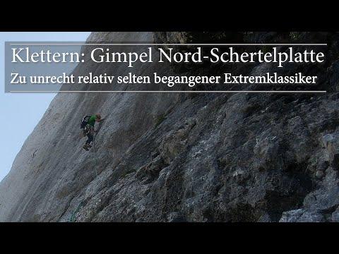 Klettern: Gimpel Nord
