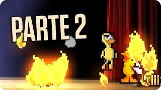 ¡PATOS, CAPAS Y TENSION! PARTE 2 | DUCK GAME Con Sara, Luh y Exo