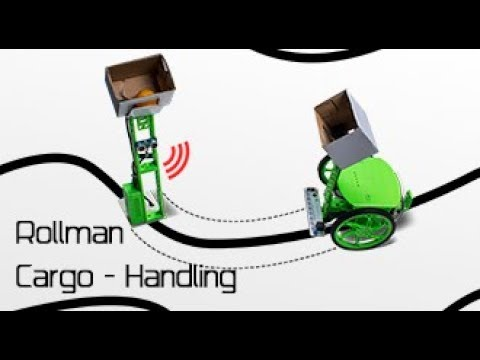 How to Use a Rollman to Simulate Cargo-Carrying System