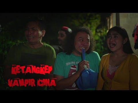 KETANGKEP VAMPIR CINA | Film Komedi Horor Indonesia Edisi Imlek 2019