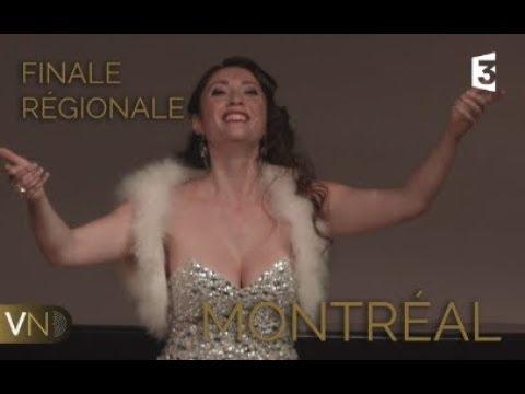 Voix Nouvelles : la finale régionale à l'Opéra de Montréal