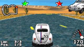 Let's Play Herbie Fully Loaded (Story Mode) (GBA) part 1
