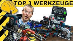 DIE BESTEN 3 WERKZEUGE! REACT AUF EURE WERKSTATT | WERKZEUG NEWS #63