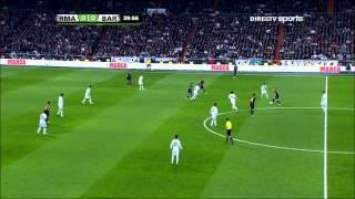 Sergio Busquets vs. Real Madrid 1/30/13