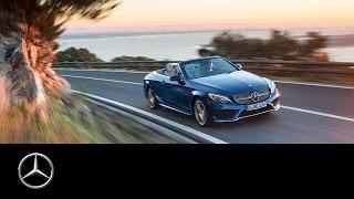 The new C-Class Cabriolet - Trailer - Mercedes-Benz original
