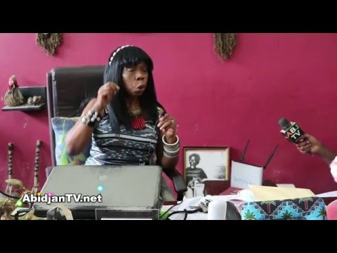 Marie Rose Guiro-entretien avec abidjanTV.net à son siege à Abidjan