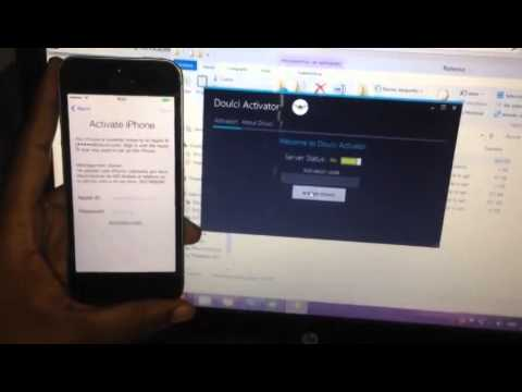 bypass icloud with doulci activator (direct link no surveys)