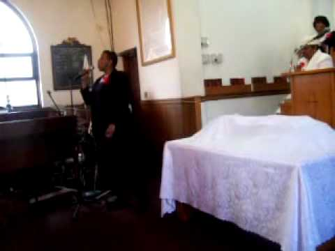 Breath On Me!  Allison Hill & Timothy baptist Church Gospel Chorus