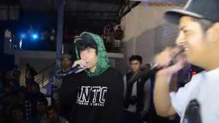 BATALLA JOTA VS. GASPER HD (Trujillo 2015) Parte 1