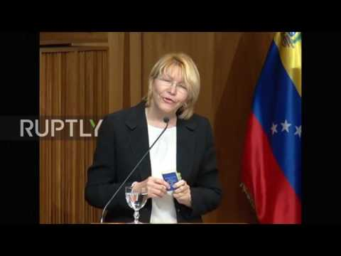 Venezuela: 'This is a mockery of the people' - Venezuela's Attorney General