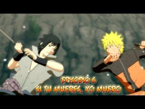 Naruto Shippuden Ultimate Ninja Storm 3 /Capitulo 2 El Equipo 7 Reunido #3 / Naruto Vs Saske