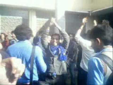Govt college of  commerce (allma Iqbal town Lahore) strike