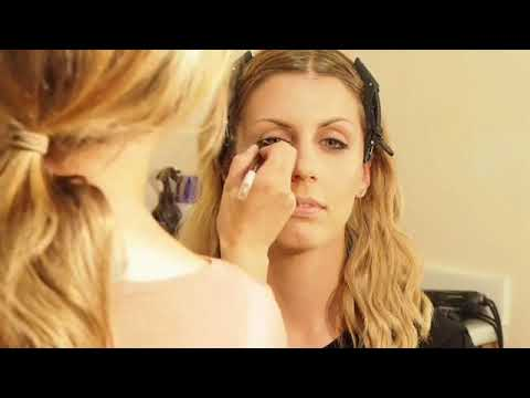 Rock Chick makeup video at Firefly Studios