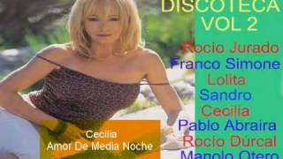 Cecilia - Amor De Media Noche.