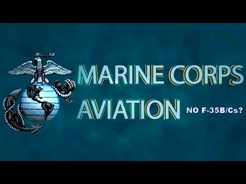 Marine Aviation Assets March 2018 MAGTF - no USMC F-35s?