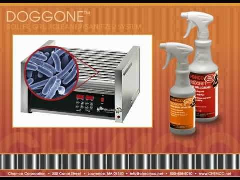 Doggone Roller Grill Cleaner/Sanitizer