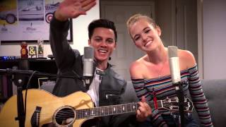 """DNCE """"Truthfully"""" Cover by Honey and Jude"""