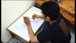 "Sticky's Life ""amikom Yogyakarta Animation Project 2015"""