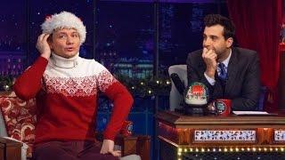 Вечерний Ургант - Александр Олешко. 405 выпуск от 16.12.2014