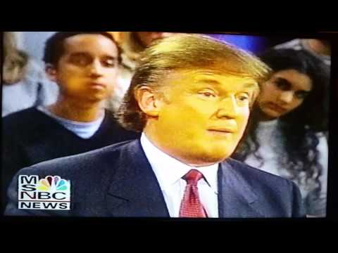 Question about Trump and casinos,  2000