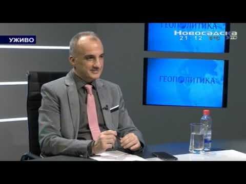 Geopolitika 14  mart gost Slobodan Stojičević