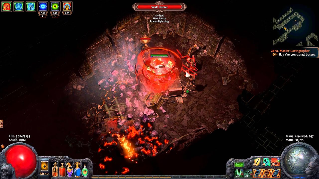 path of exile 2 1 from the shadows i strike lv 82 acton s