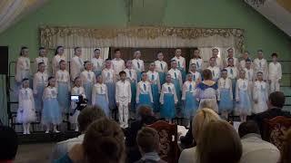 видео Барнаульский академический хор