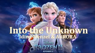 Download lagu Into the Unknown - Frozen 2 Soundtrack (Lyrics)