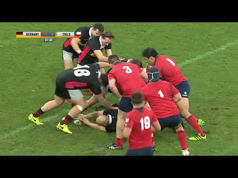 Germany vs Chile - Rugby - November 25 2017
