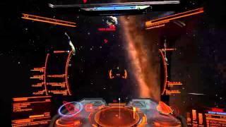 DBS vs Anaconda PvP [ CMDR ARQUON ] Elite Dangerous 1.3