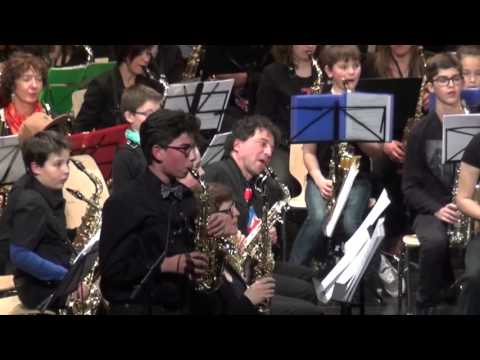 Concert Full Saxos Project - 19-03-16 - Marly NEC