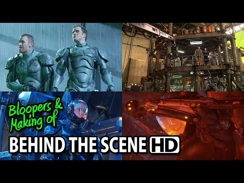 Pacific Rim (2013) Making of & Behind the Scenes (Part2/3) streaming vf