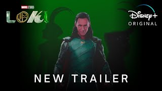 Marvel's LOKI | NEW TRAILER | Disney+
