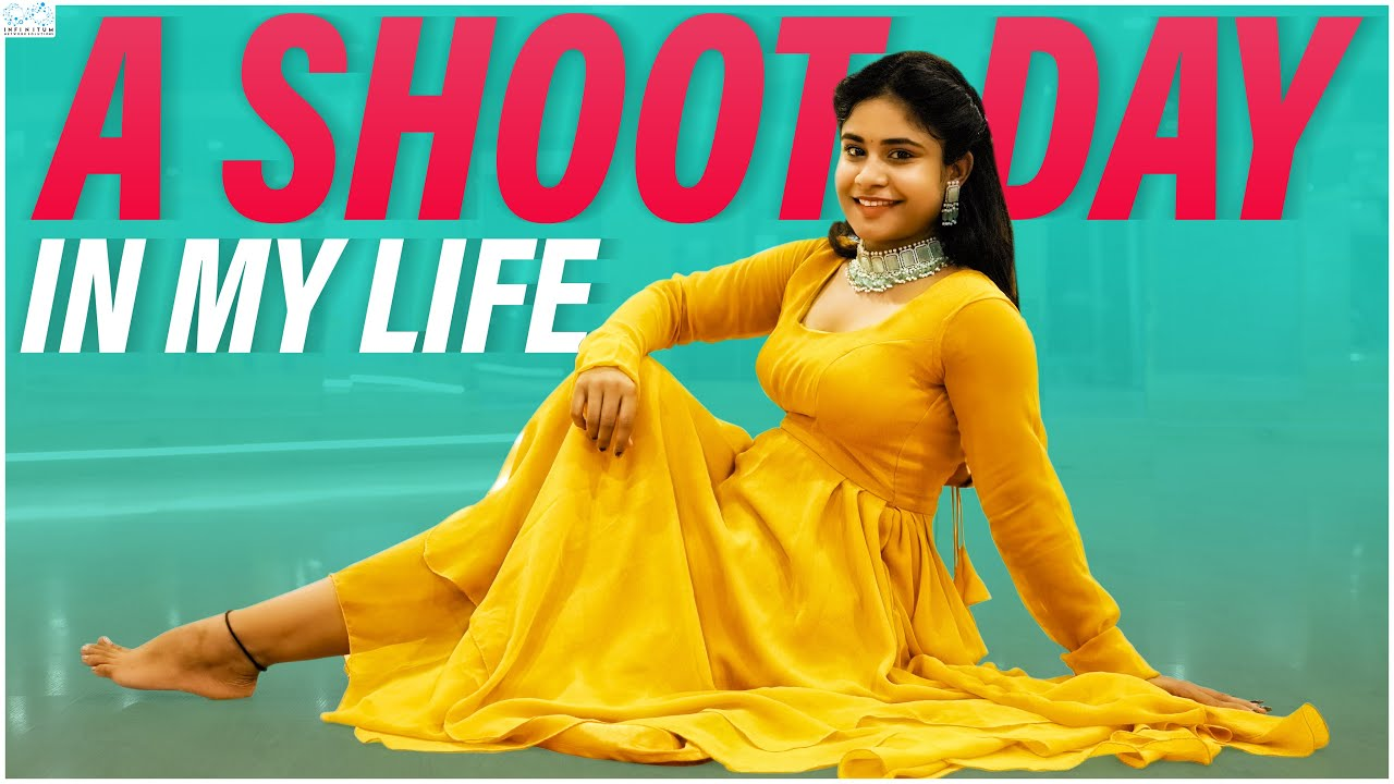 A Shoot Day In My Life || Swetha Naidu || Dancing Divas || Infinitum Media