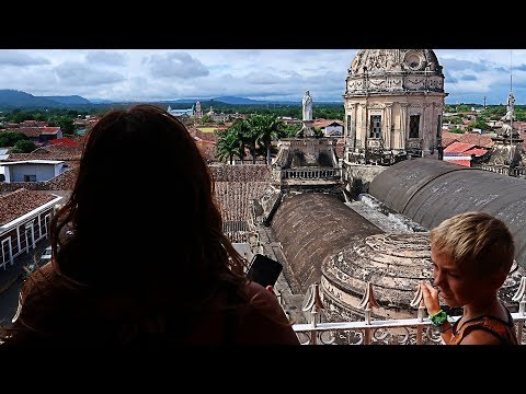 Living Abroad - Moving to Costa Rica - Trip to Granada, Nicaragua Day 2