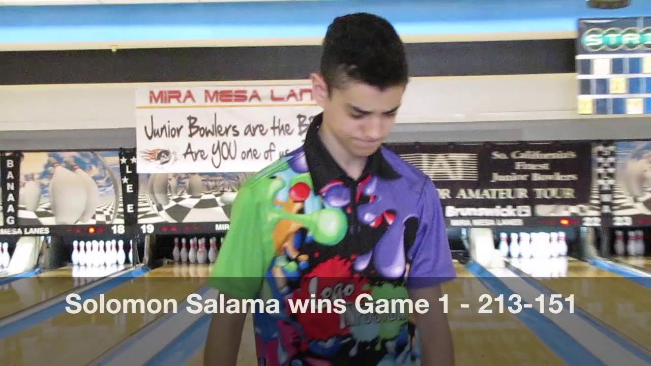 Can not Junior amateur bowling tournaments