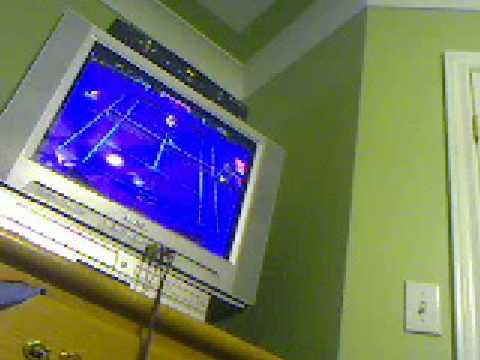 me playing mario power tennis