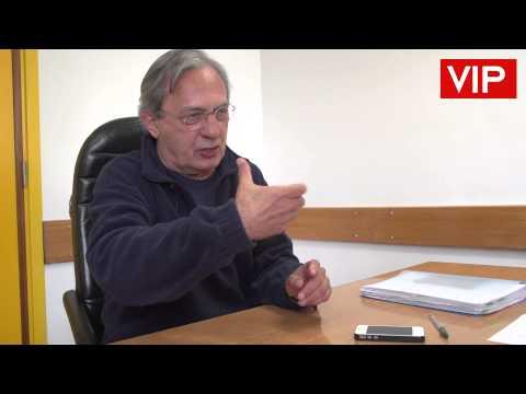 1ª parte - Entrevista de Carlos Cruz à revista VIP no Estabelecimento Prisional da Carregueira